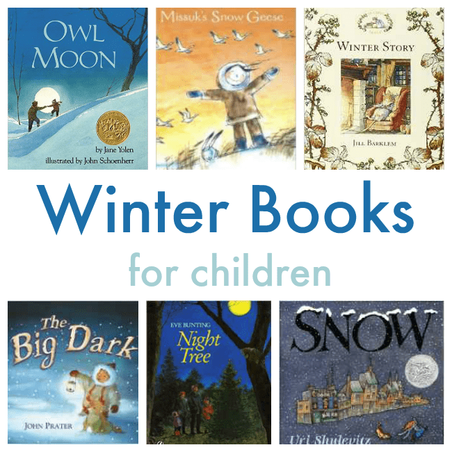 The Best Winter Books For Children Nurturestore