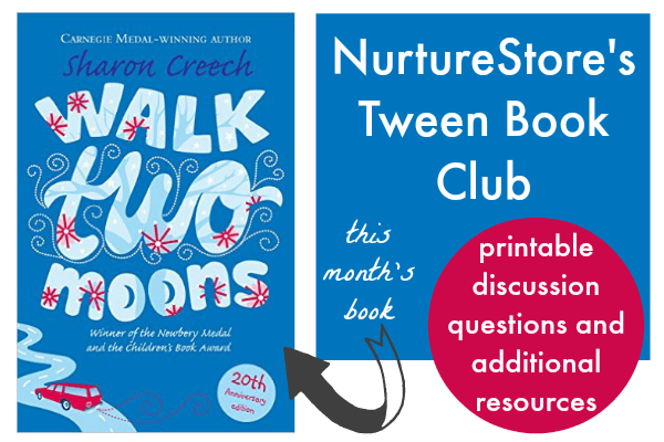 Walk Two Moons teacher guide and discussion questions