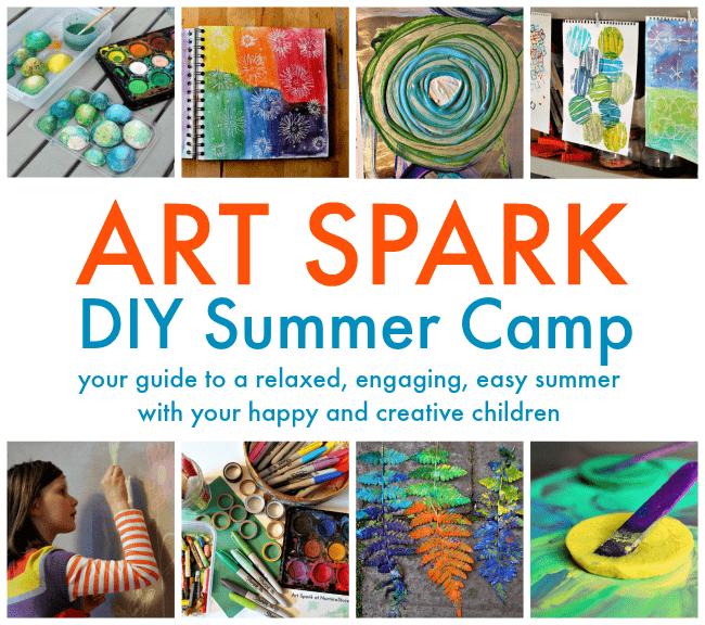 Join The Nurturestore Art Spark Summer Camp Nurturestore