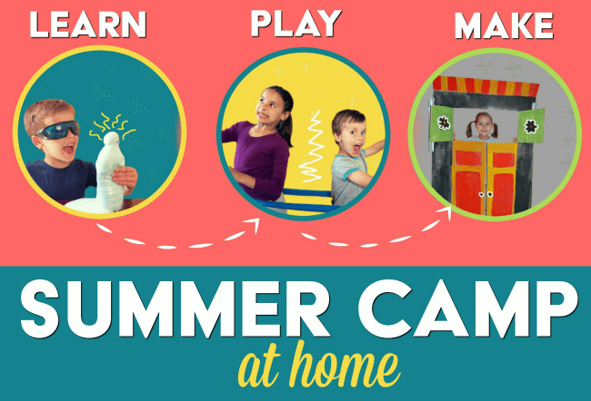 fun summer camp activities