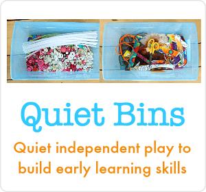 quiet-bins