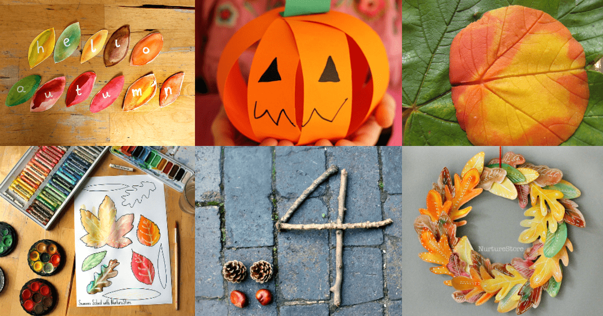 Download All Your Autumn Resources Here