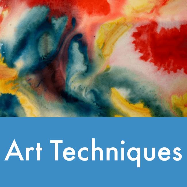 Art Techniques For Children Nurturestore