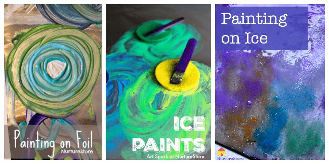 easy art lessons for children