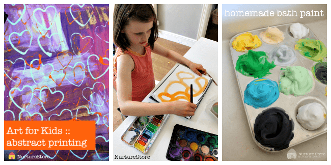 easy art projects for children
