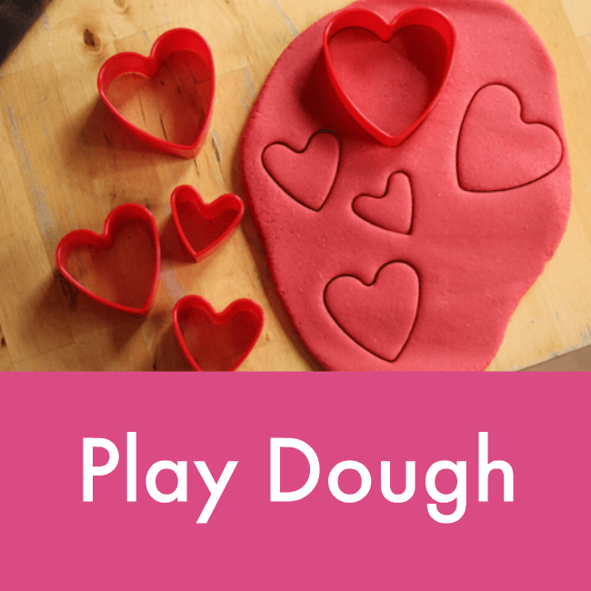 easy play dough recipes