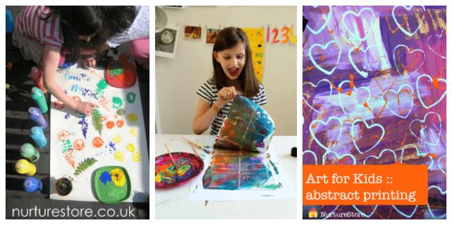 fun process art activities for kids