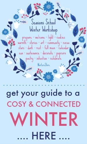 winter homeschool plans
