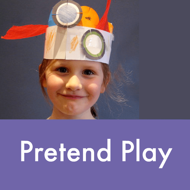 pretend play activities for children