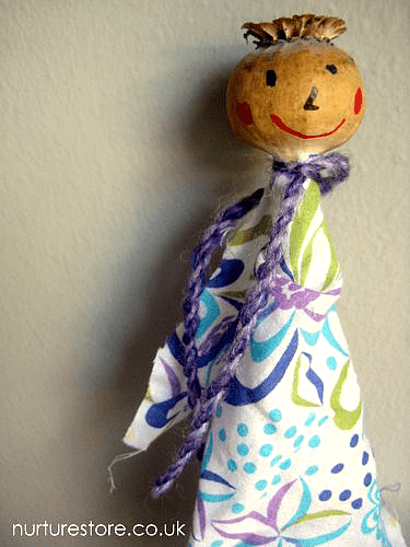 seedhead puppets