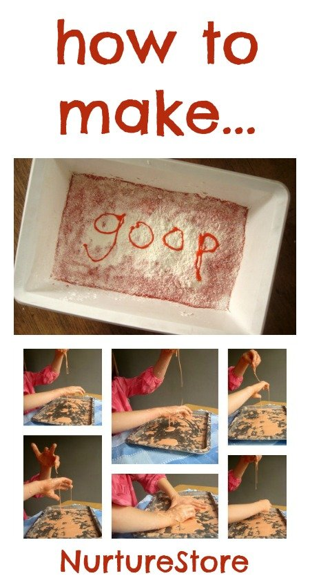 how to make goop recipe