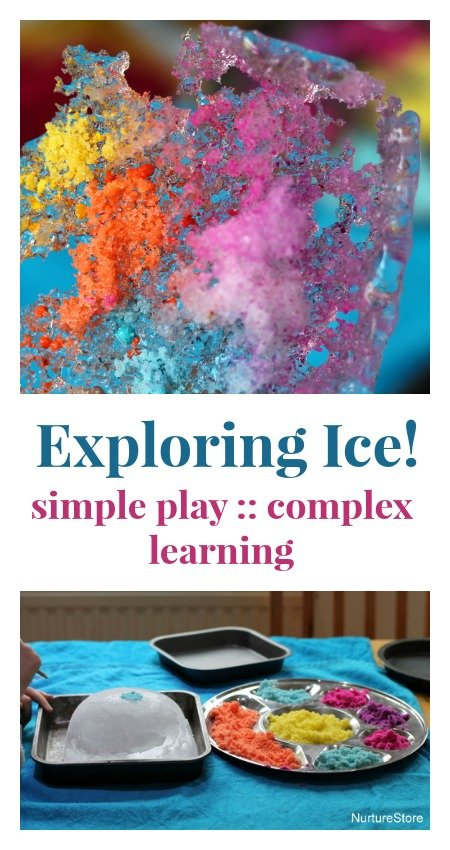 ice play winter activities