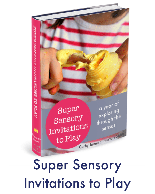 super sensory invitations to play
