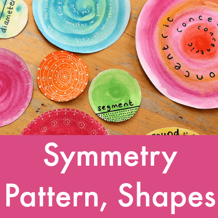 symmetry pattern shape