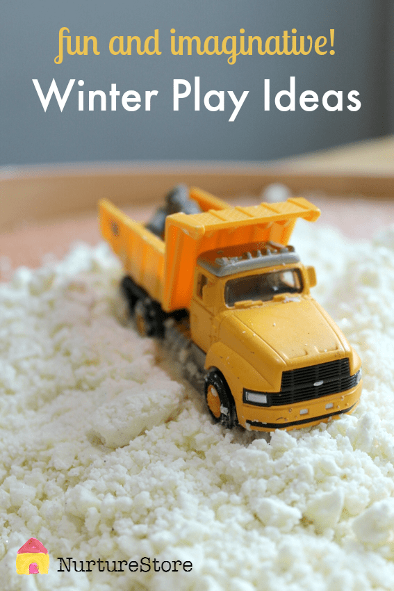 fun and imaginative Winter themed Play Ideas