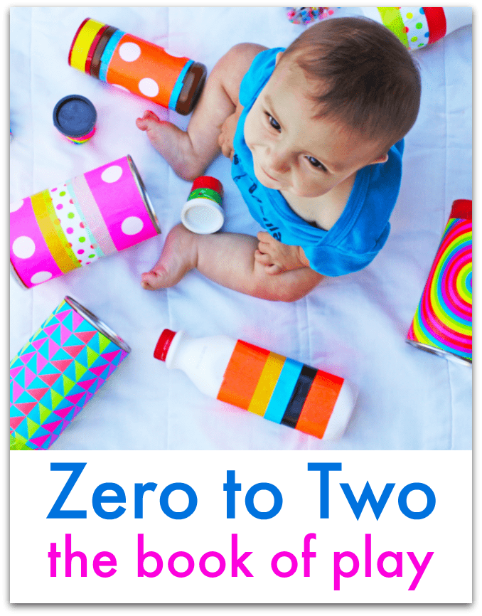 Zero to Two easy and fun activities for babies and toddlers