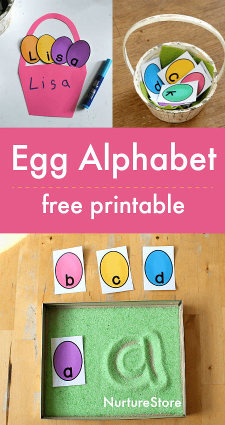 egg alphabet printable free