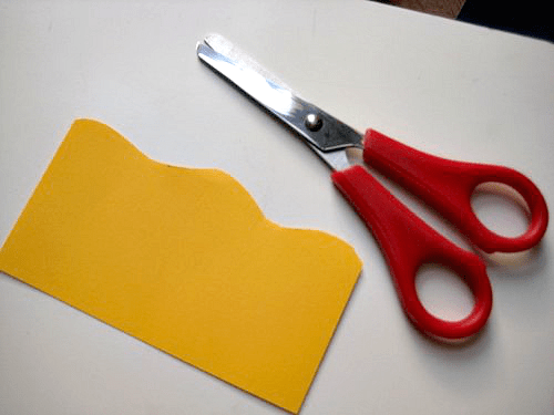 how to make a daffodil decoration