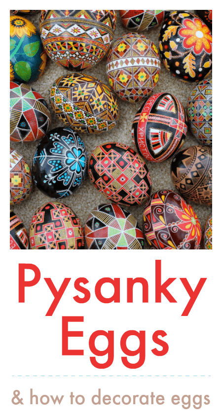 what are pysanky eggs, how to make pysanka eggs