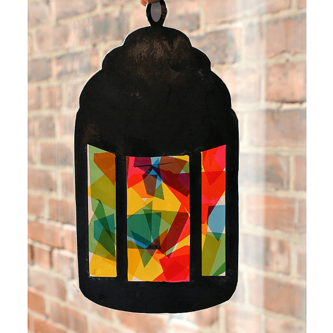 ramadan lantern craft