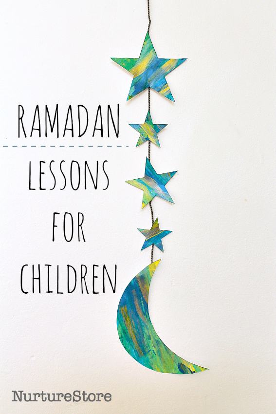 what is Ramadan lesson plan for children, Ramadan activities, learning about Ramadan
