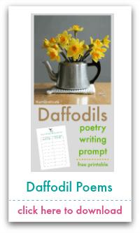daffodil poems