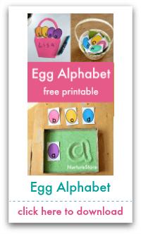 egg alphabet