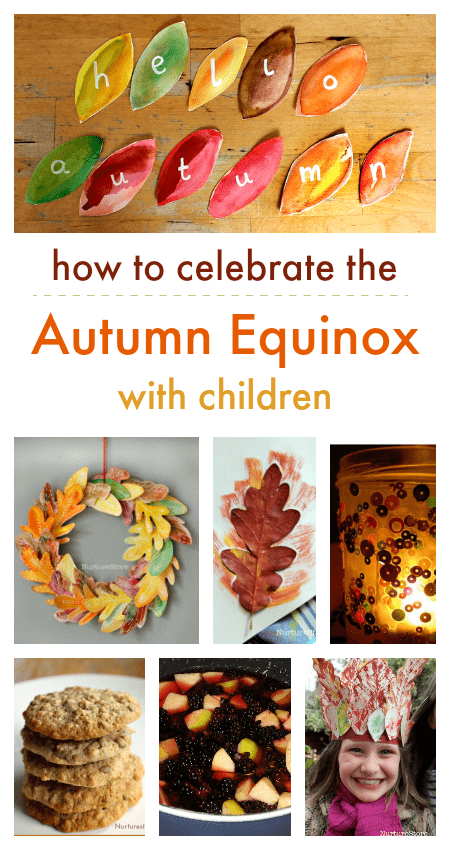 how to celebrate the autumn equinox with children