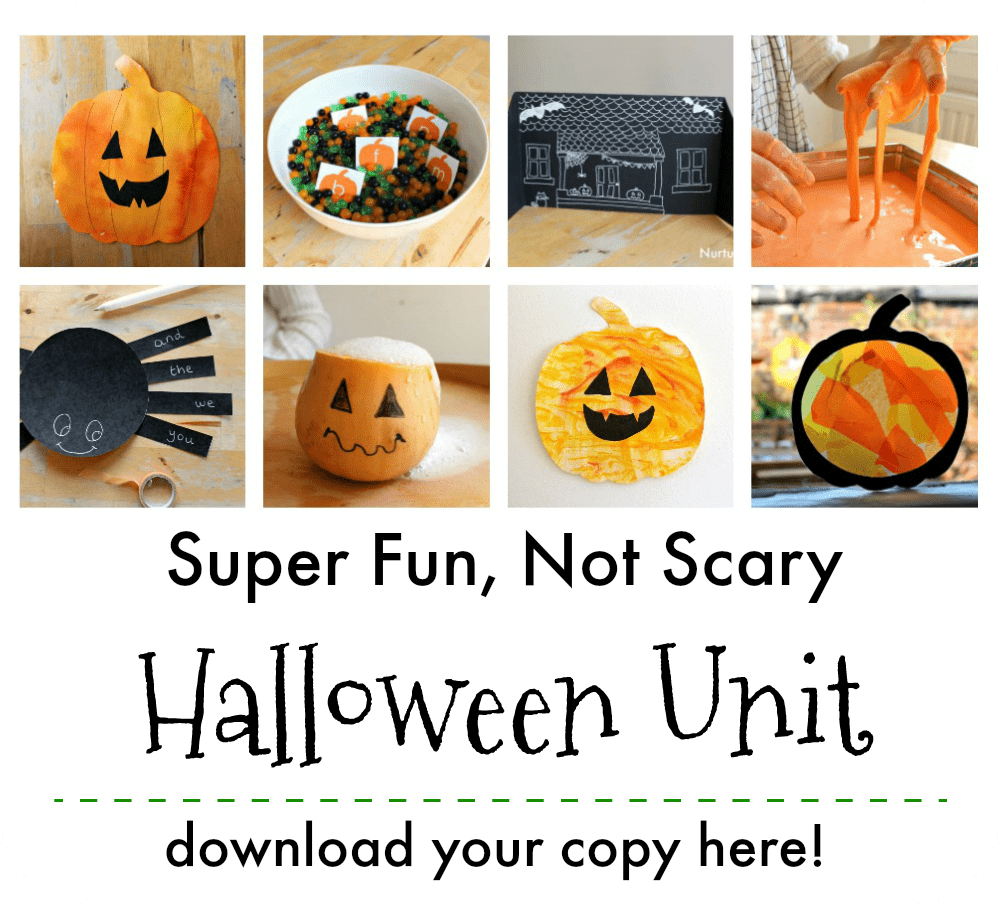 non scary halloween activities for kids