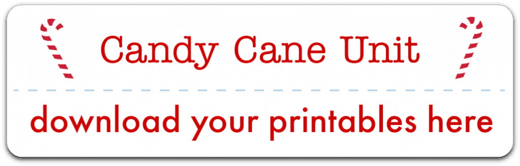 image relating to Candy Cane Poem Printable identified as Sweet cane math things to do and printable Xmas variety