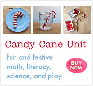 candy cane unit
