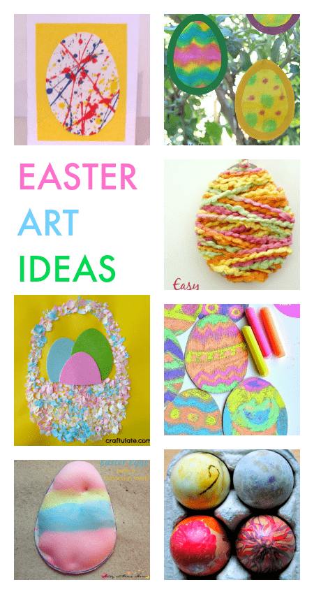really easy egg decorating ideas, simple easter crafts for toddler, no dye easter egg crafts