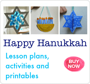 happy hanukkah unit
