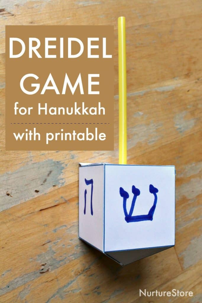 picture relating to How to Play Dreidel Printable titled How towards engage in dreidel with printable dreidel spinning greatest