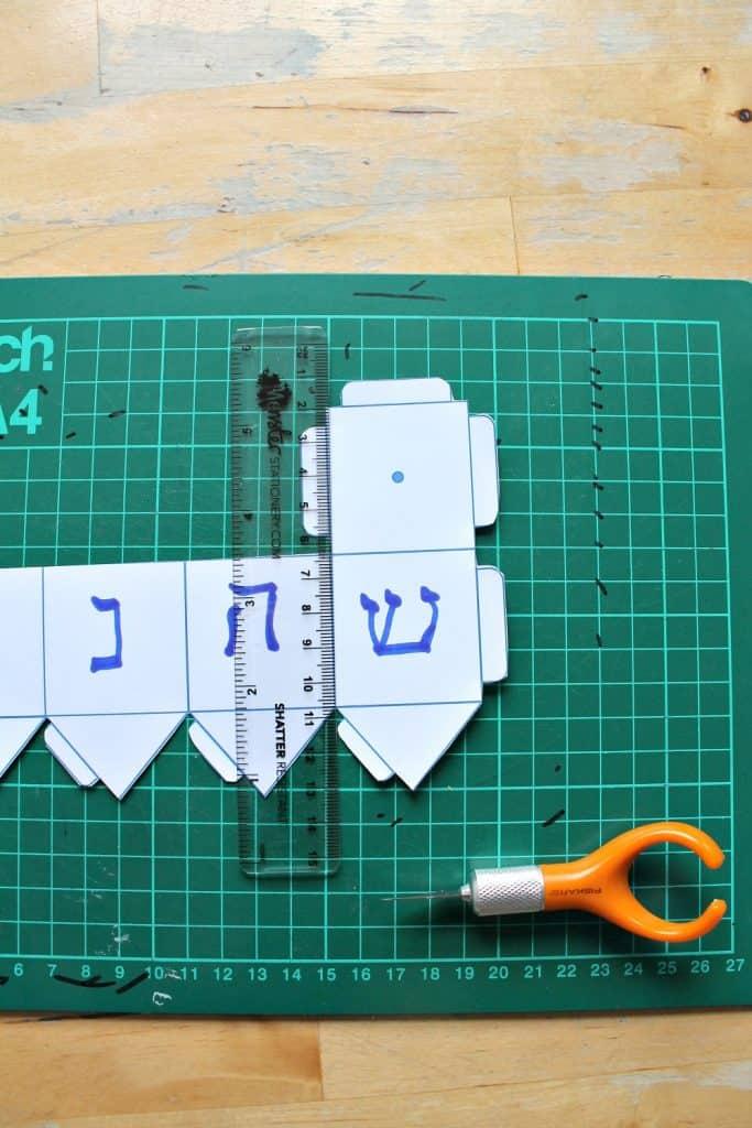 printable dreidel hanukkah game