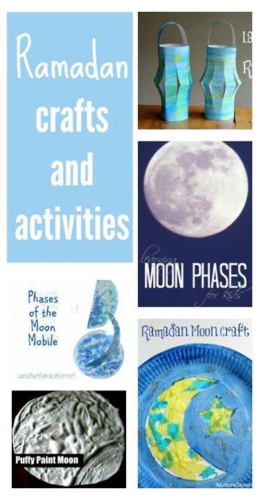 ramadan crafts for kids