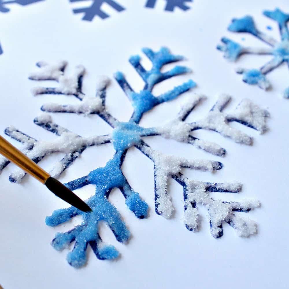 salt snowflake