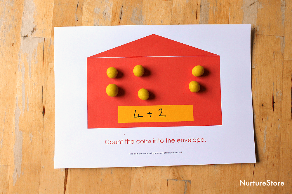 red envelope printable
