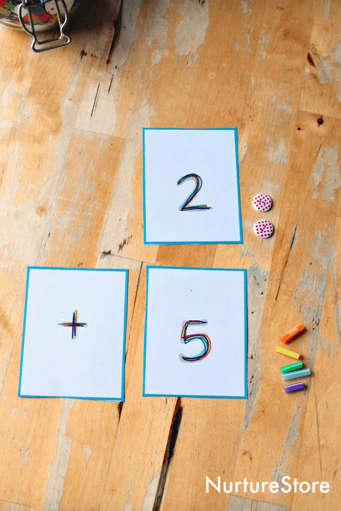 loose parts addition printable