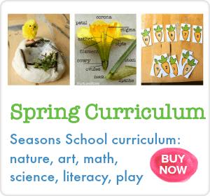 spring curriculum