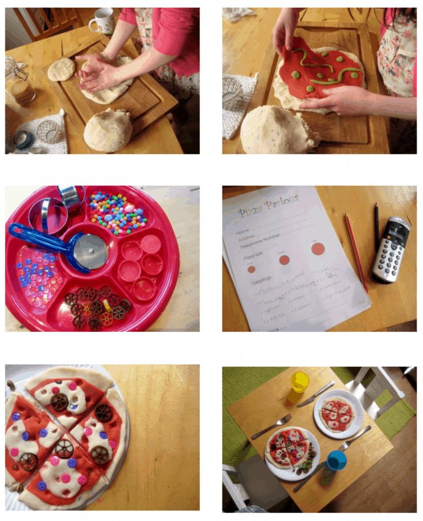 Five Days of Playdough Sensory Play ideas - NurtureStore