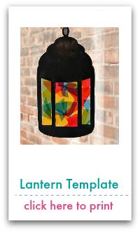 Lantern Template