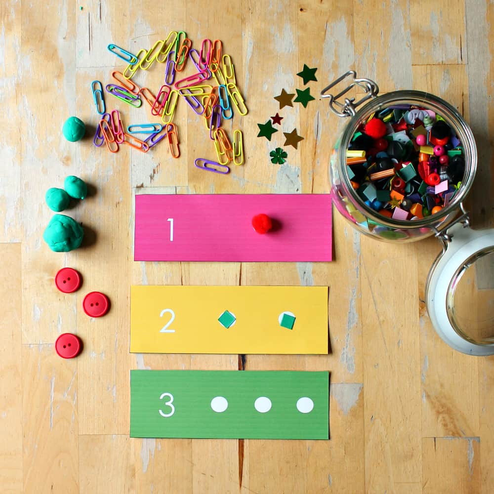 graphic relating to Dot Cards Printable named Printable variety dots playing cards for unfastened sections math actions