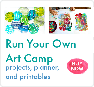 NurtureStore Art Camp