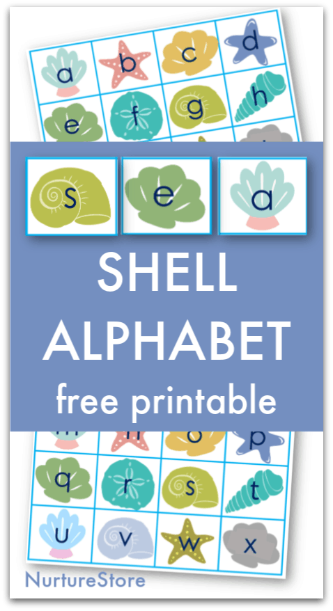 graphic about Printable Lettering Free referred to as Seas alphabet free of charge printable for ocean themed literacy