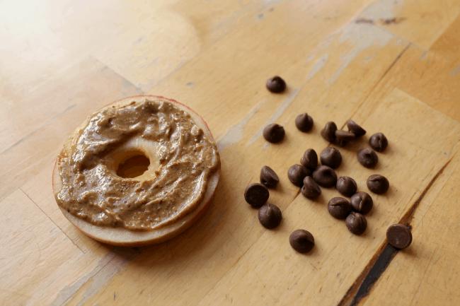 ingredients for easy apple cookie recipe