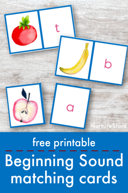 photo relating to Printable Fruit and Vegetables referred to as Printable fruit and vegetable letter game playing cards - NurtureStore