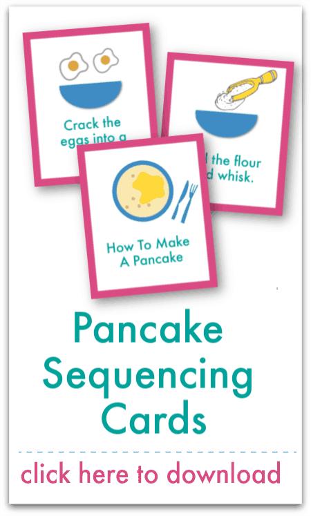 pancake sequencing cards