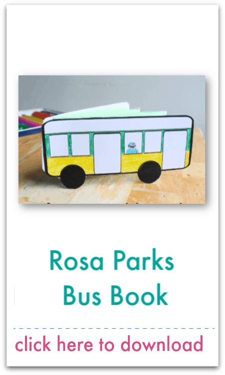 rosa parks bus book
