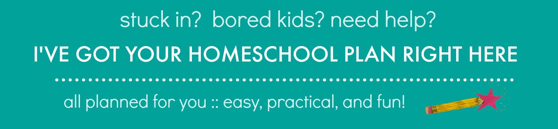 free homeschool plan